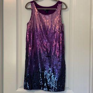 GapKids Girls' Sleeveless Sequin Dress